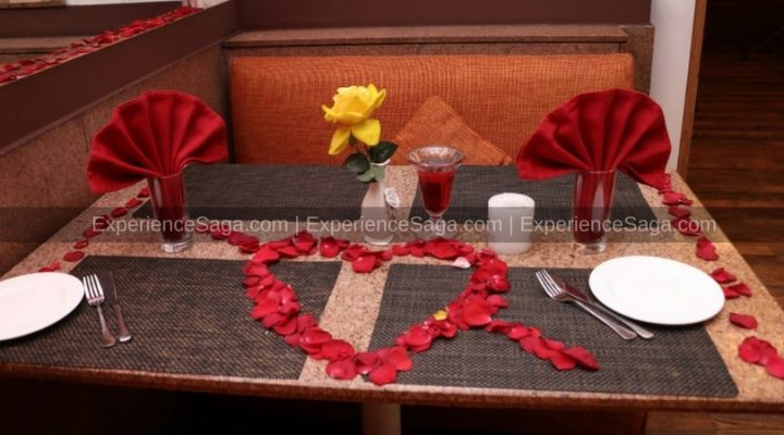 candlelight dinner in connaught place