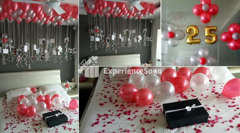 Room Decoration For Birthday In Delhi Home Design 2017