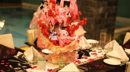 personalised photo bouquet delivery in delhi gurgaon noida