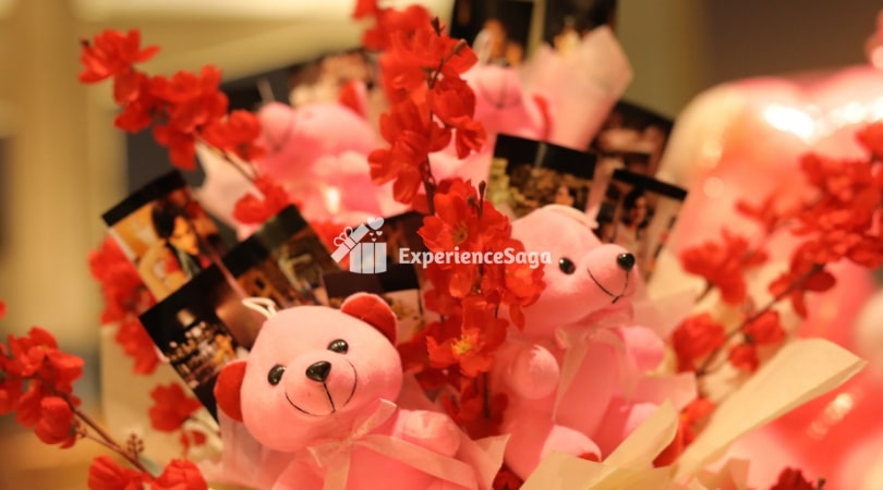 personalised photo bouquet delivery in delhi ncr