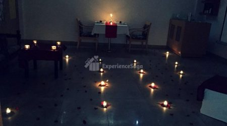 Private Candlelight Dinner Whitefield, Bangalore