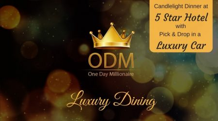 one day millionaire packages-min