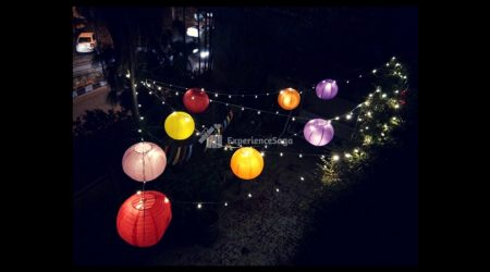 paper lantern decoration ideas