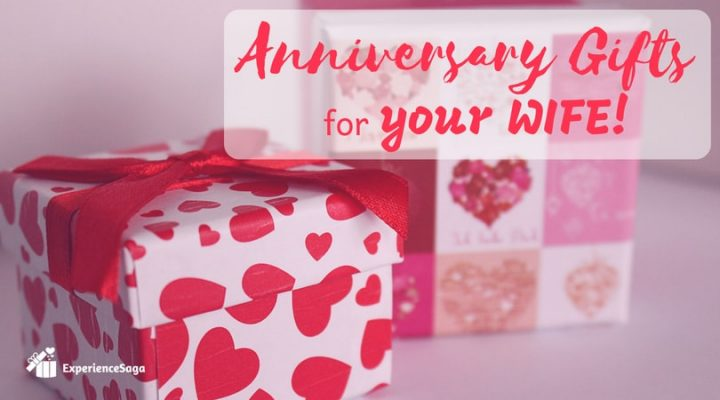 best anniversary gift ideas for wife india