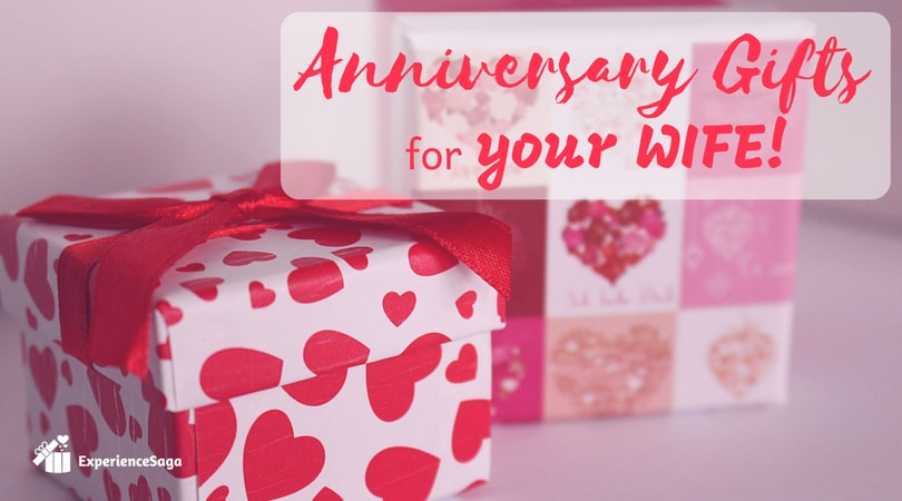 5 Best Anniversary Gift Ideas For Wife Available In India Experiencesaga