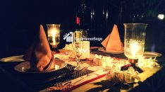 Private Cabana Candlelight Dinner Jaipur