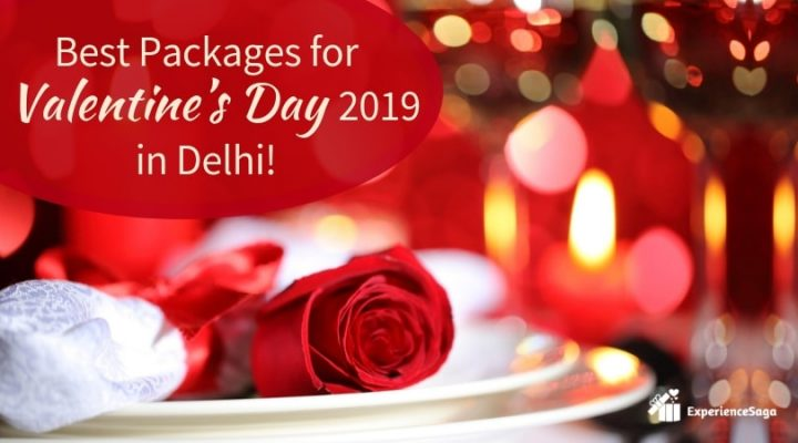 Valentine's Day 2019 Packages Delhi