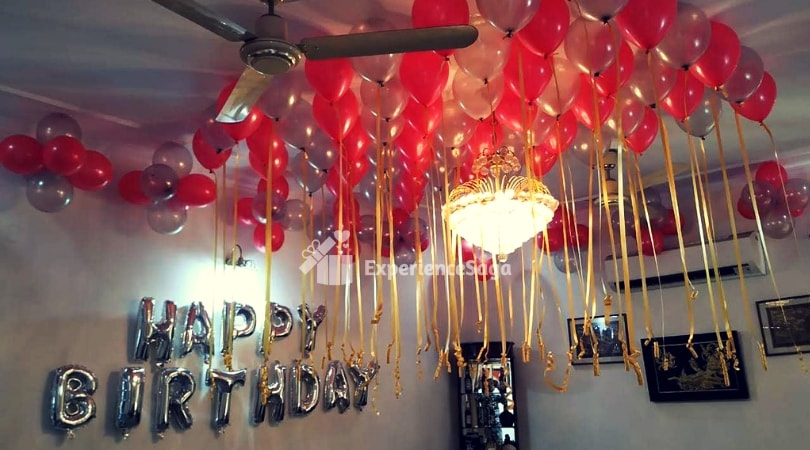 Balloon Decoration at Home, Hyderabad - Rs  1800
