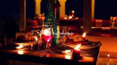 candlelight dinner with stay in jaipur
