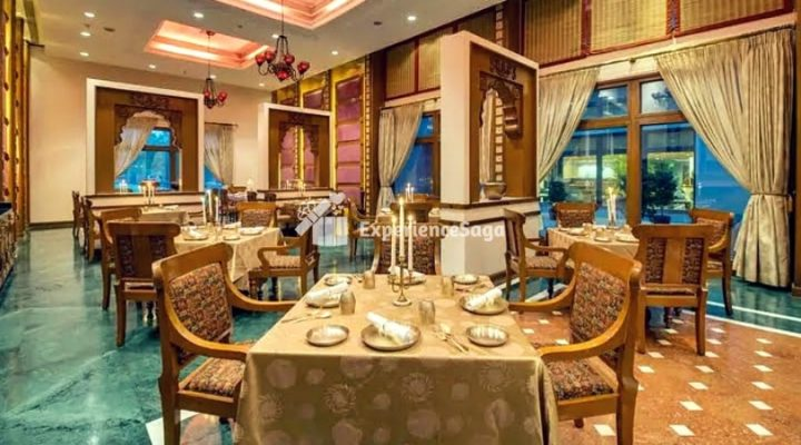 Royal Candlelight Dinner at The Ummed Hotel, Ahmedabad | ExperienceSaga.com