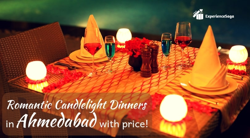 candlelight dinnes in ahmedabad | candlelight dinner in ahmedabad | best candlelight dinner in ahmedabad with price