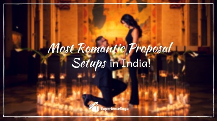 Romantic & Unique Proposal Ideas in India