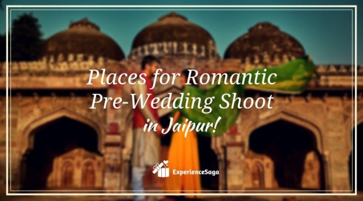 pre-wedding shoot locations in Jaipur