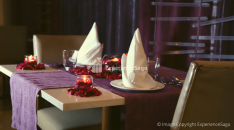 candlelight dinner image